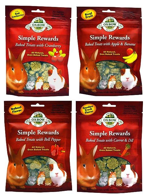 Amazon.com: Oxbow simple recompensas todos los Naturales ...