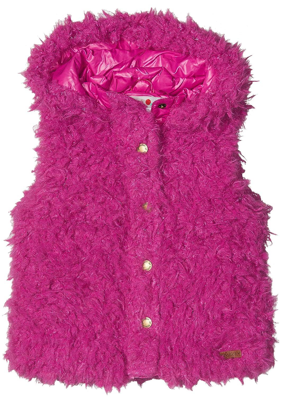 boboli Fluffy Vest For Girl, Abrigo para Niñas: Amazon.es: Ropa y accesorios