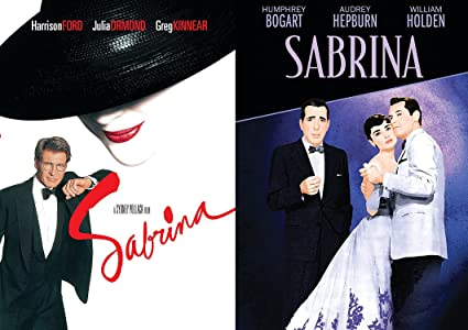 Image result for sabrina movie 1995 vs 1954