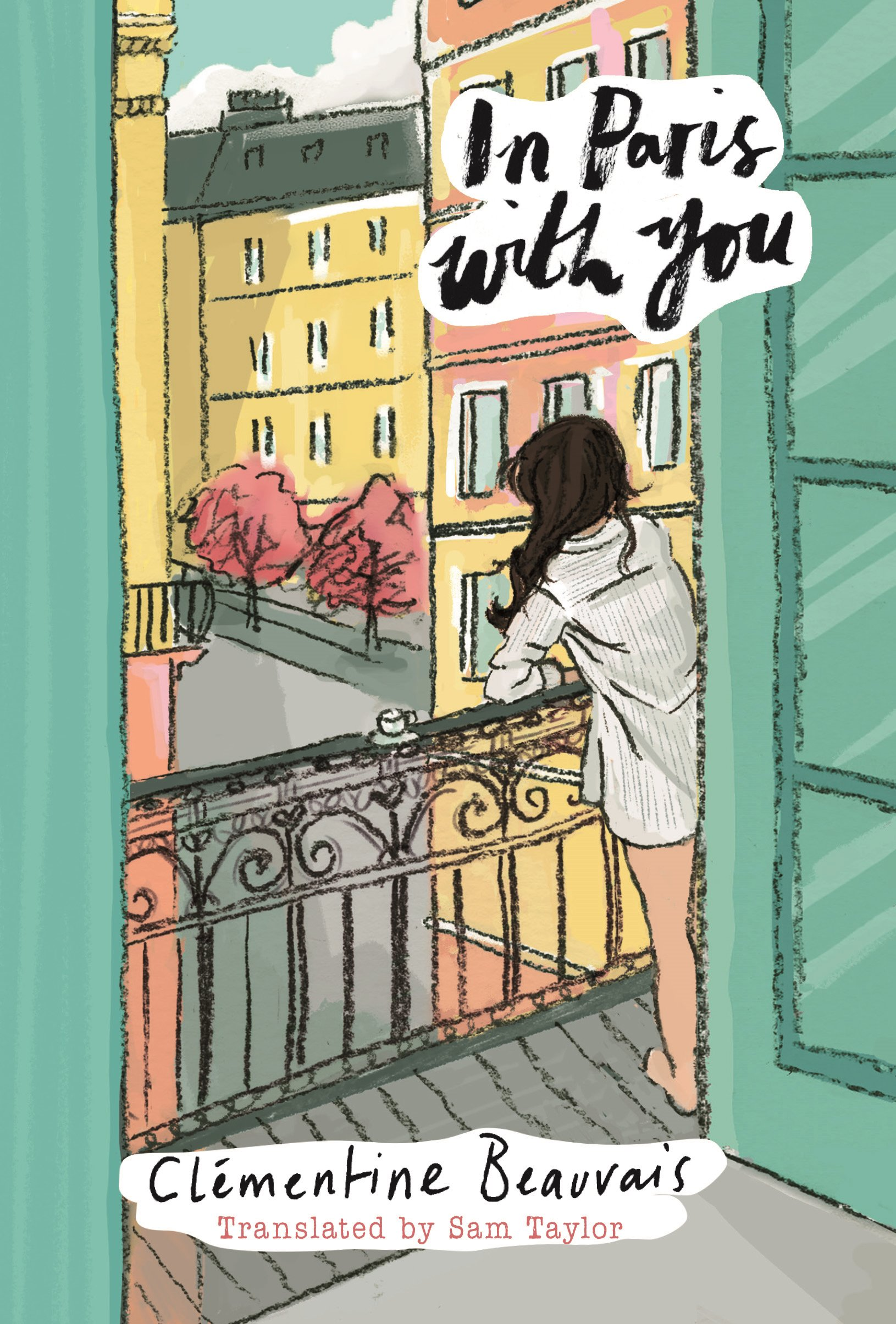 Image result for in paris with you clementine beauvais