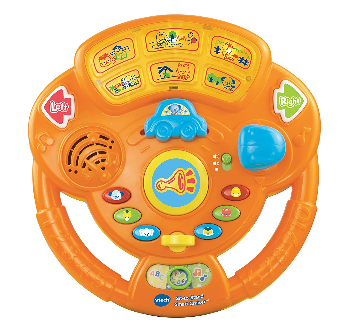 Amazon VTech Sit to Stand Smart Cruiser Toy Toys & Games