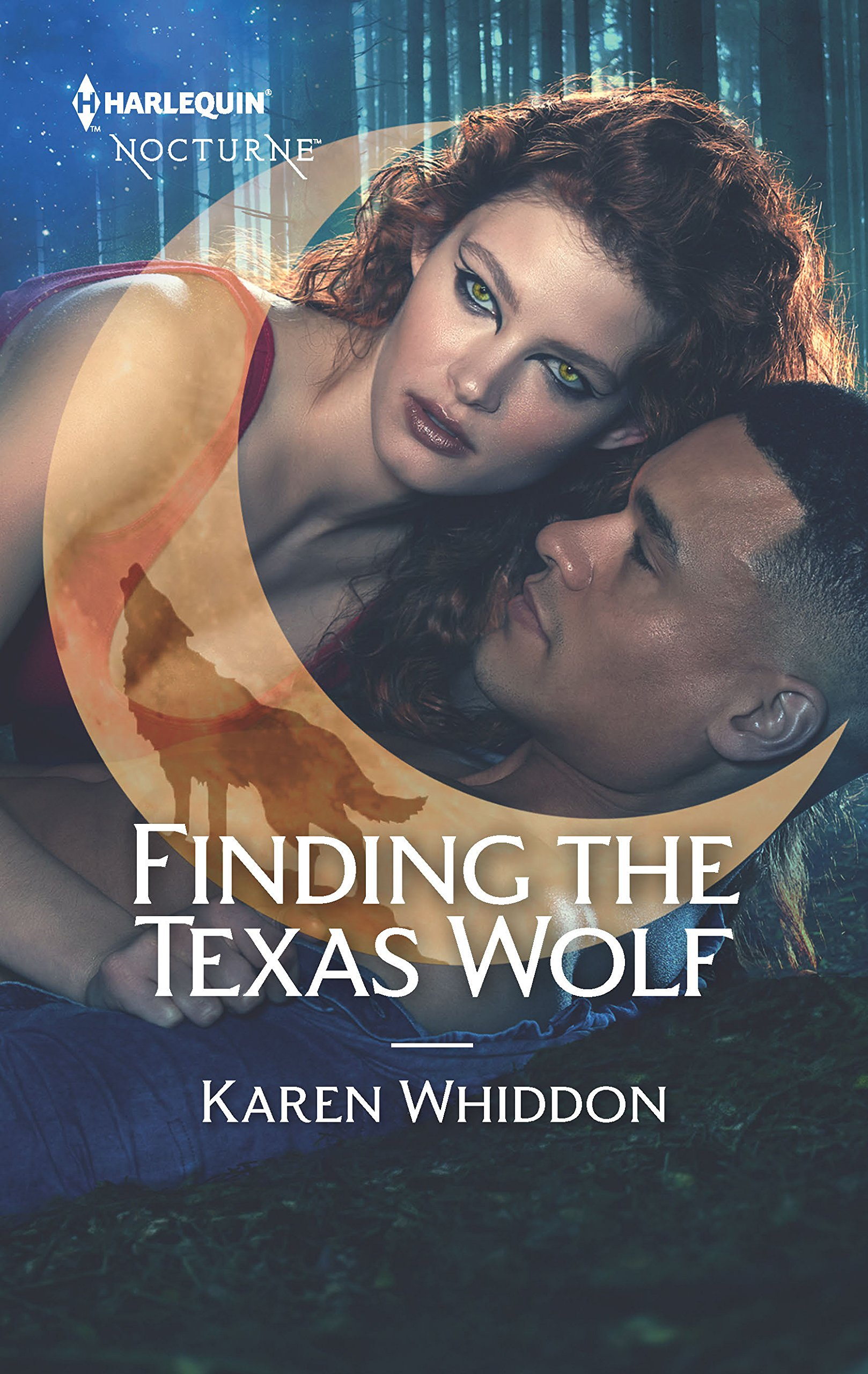 Download Finding the Texas Wolf (Harlequin Nocturne) pdf epub