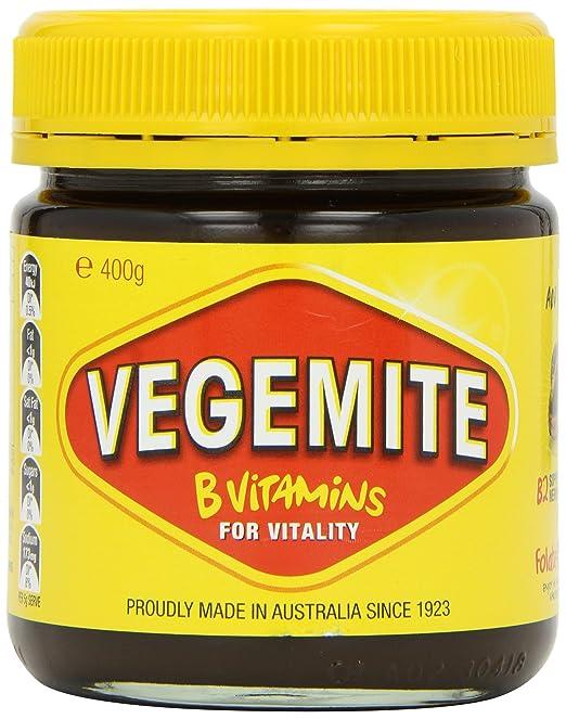 Amazon Com Vegemite 400g Jar Grocery Gourmet Food
