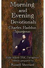 Spurgeons' Morning and Evening Devotionals Kindle Edition