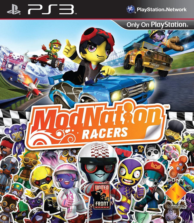 ModNation Racers (Playstation 3) [importación inglesa]: Amazon.es: Videojuegos