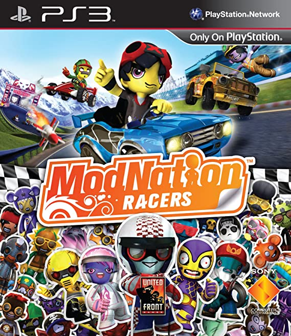 ModNation Racers (Playstation 3) [importación inglesa]: Amazon.es: Videojuegos