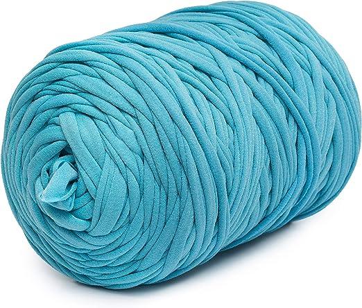 Trapillo Boguar Colores Estampados 1kg Dise/ño 39 100 metros aproximado de tela cortada