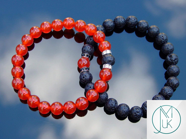 Buddha Angelite Natural Gemstone Bracelet Beaded 6-9 Elasticated Healing Stone Chakra Reiki With Pouch FREE UK SHIPPING