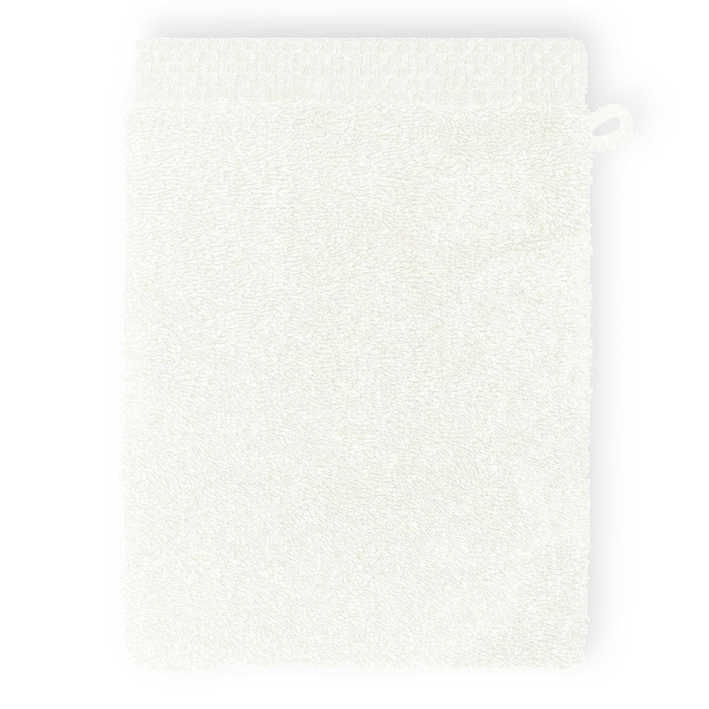 Descamps Manopla de baño la mousseuse, Khol, 15 X 22 cm gant Toilette: Amazon.es: Hogar