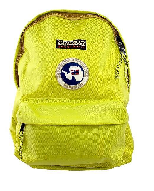 NAPAPIJRI ZAINO voyage apparel NOY7WJY03 flash giallo evidenziatore  Amazon. it  Abbigliamento e57a556bf8e