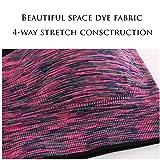 EMY Sports Bra Cami Space Dye Seamless Wirefree