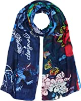 Womens 171-5FILOW.A Scarf, Multicoloured (Multico), One Size (Manufacturer Size: TTU) Morgan