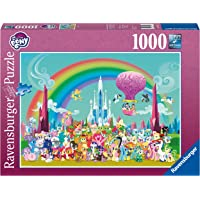 Ravensburger Adult puzzles 19880 My Little Pony Under The Rainbow Puzzle