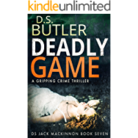 Deadly Game (DS Jack Mackinnon Crime Series Book 7)