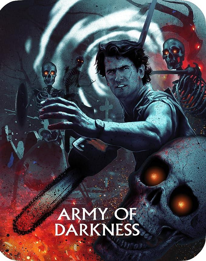 Army Of Darkness (3 Blu-Ray) [Edizione: Stati Uniti] [Italia] [Blu-ray]