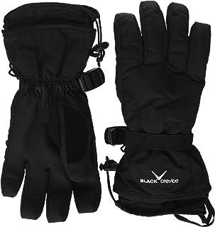 Black Crevice Skihandschuhe für Damen und Herren, BCR078045 BCR078045-BK