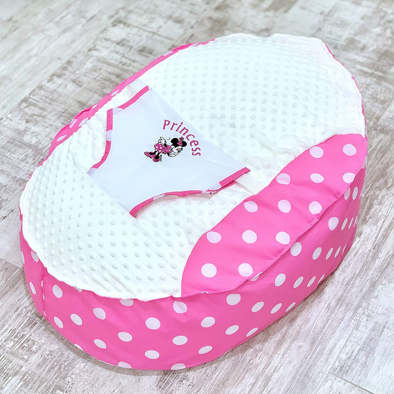 Miraculous Personalised Pre Filled Baby Bean Bag Chair Seat Newborn Girls Newborn Minnie Mouse Next Day Dispatch Creativecarmelina Interior Chair Design Creativecarmelinacom