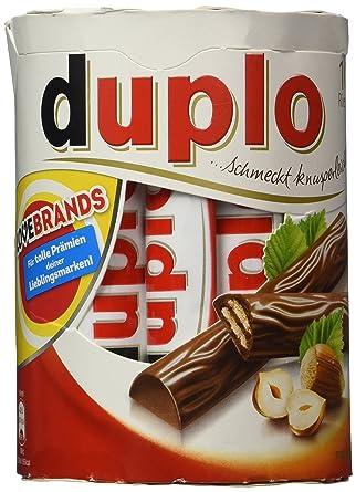 Duplo Crisp Sticks, 10 unidades: Amazon.com: Grocery ...