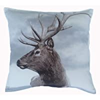 Set of 5 Cushion Cover Decorative with Premium Zipper Closure by Beddify