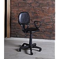 Sandalye Ofis Ev Sekreter Pc Koltuğu Siyah