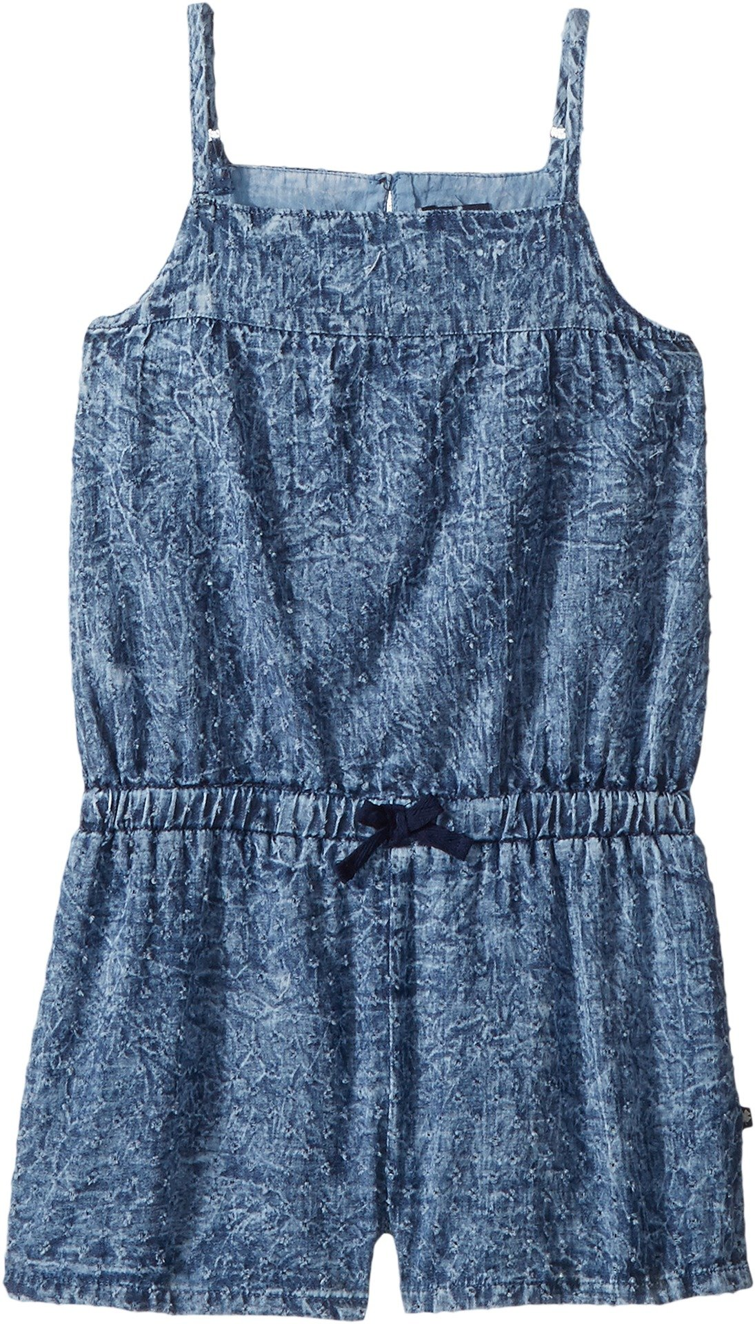 Lucky Brand Girls' Little Romper, Ryder wash Daylan, 5