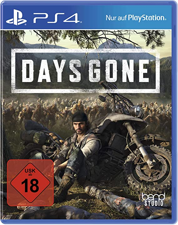 Days Gone - PlayStation 4 [Importación alemana]: Amazon.es: Electrónica