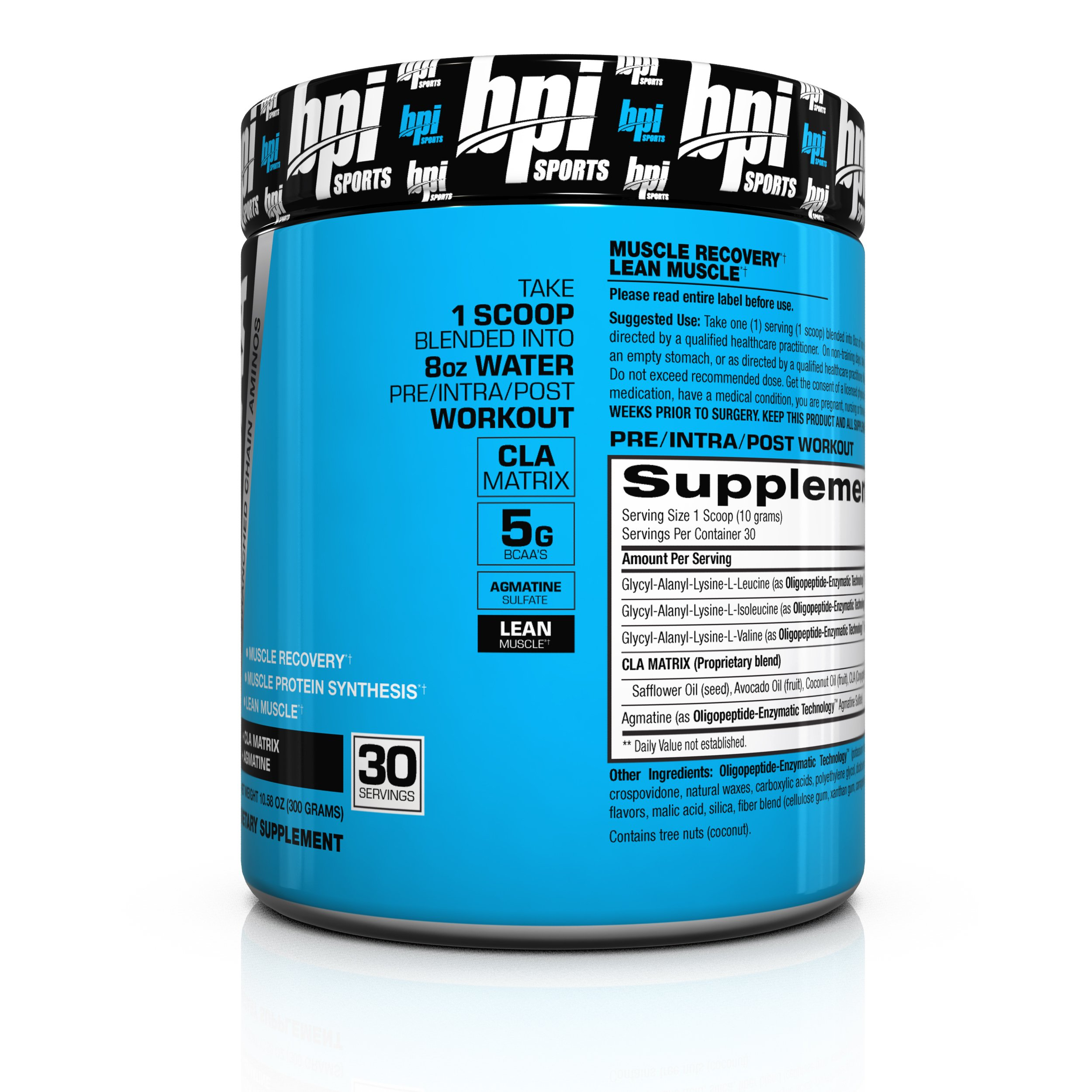 BPI Sports Best BCAA Powder, Fruit Punch, 10.58 Ounce by BPI Sports (Image #9)