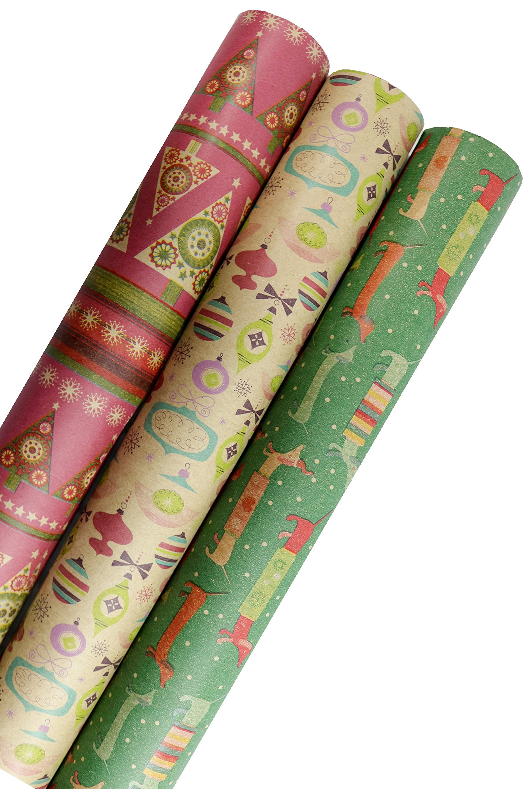 Thick beautiful wrapping paper