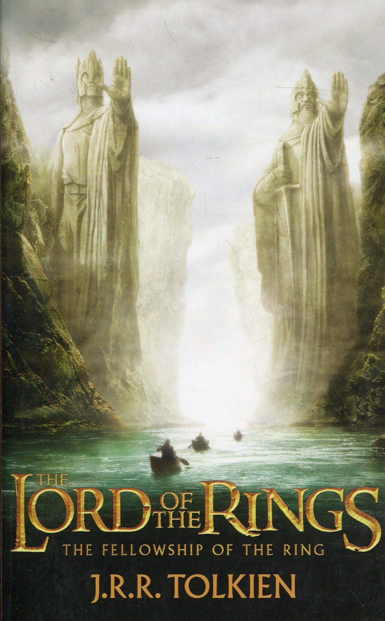 The Fellowship of the Ring The Lord of the Rings, Book 1: Amazon ...