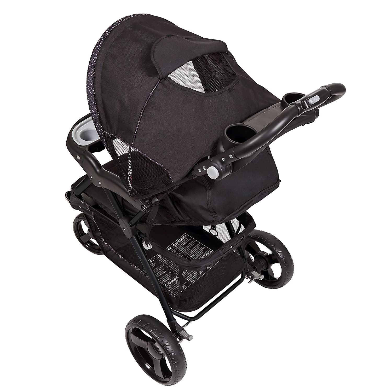 Floral Stem Baby Trend Tri-Flex Stroller