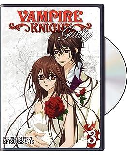 Vampire Knight Guilty Vol 3