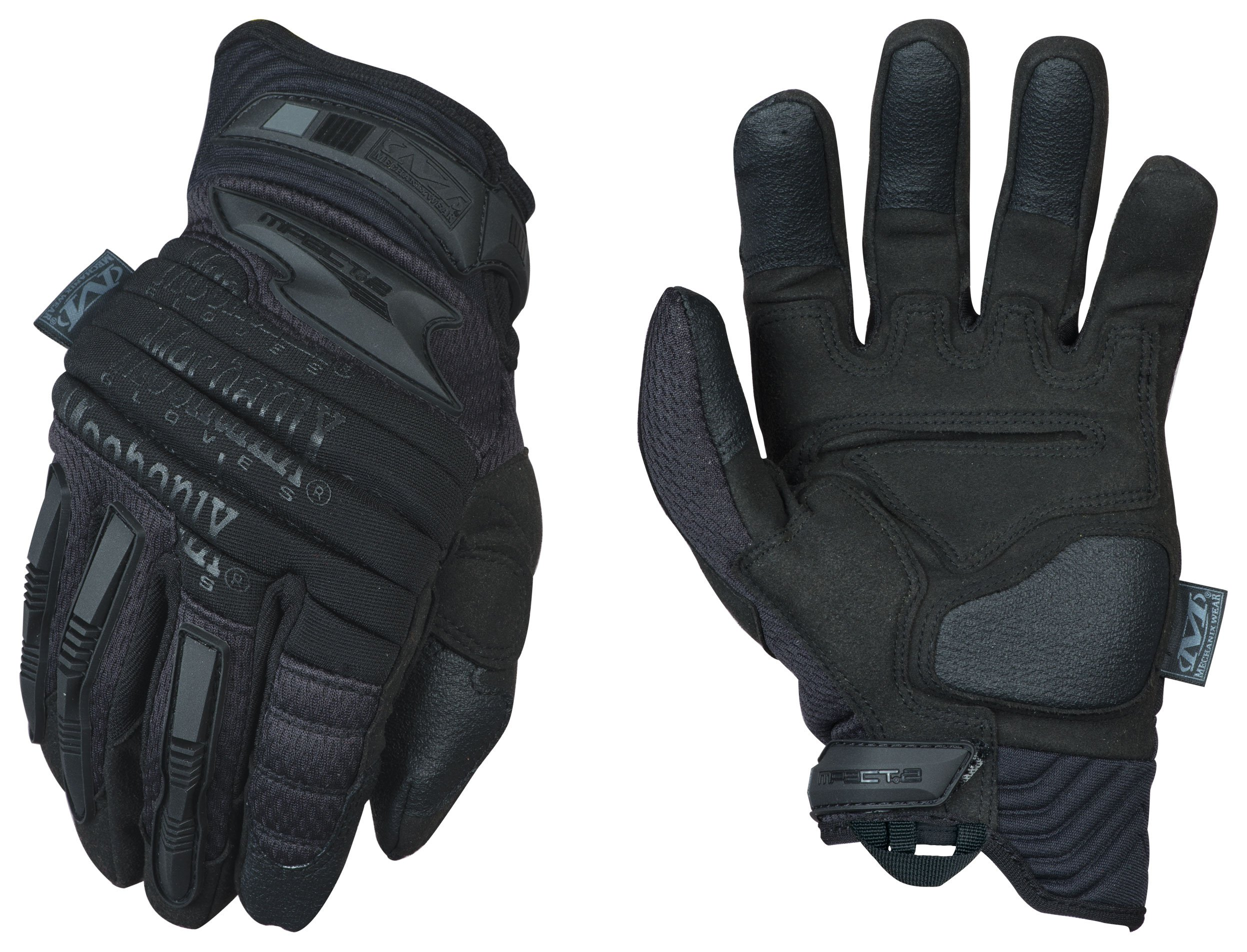 Mechanix Wear - M-Pact 2 Covert Tactical Gloves (X-Large, Black) by Mechanix Wear