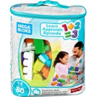 Mega Bloks Building Basics Stack and Learn Math