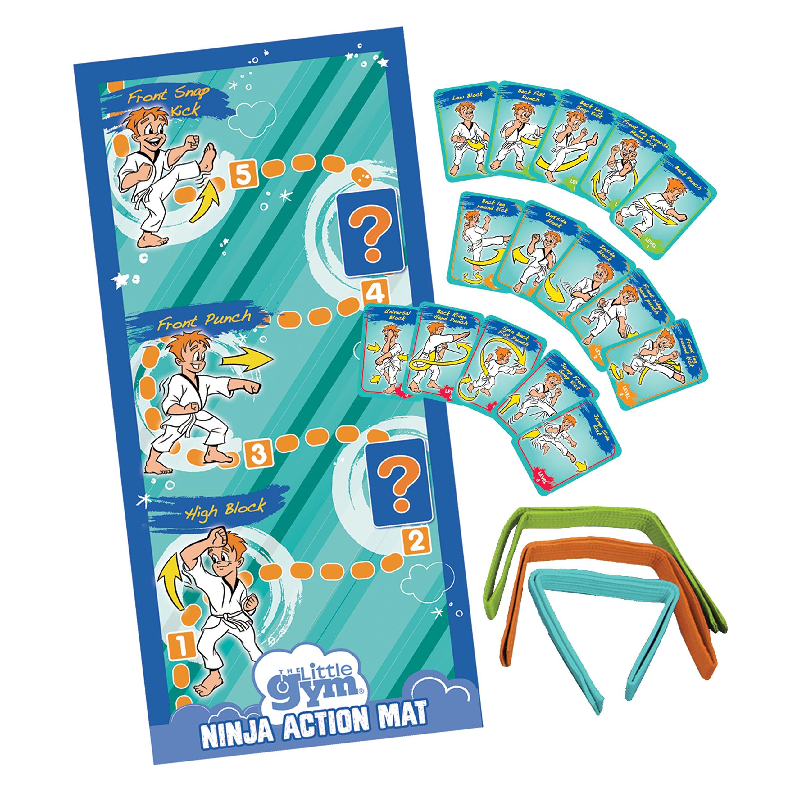 The Little Gym Ninja Action Mat
