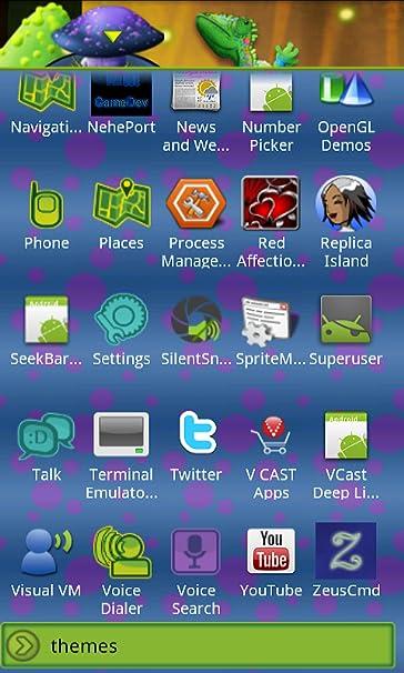 Amazon com: Magic Mushrooms Theme: Appstore for Android