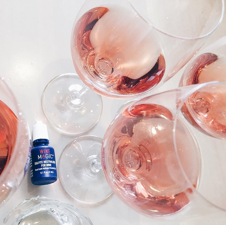 Eliminador de sulfitos de vino por Wine Magic – Gotas de ...