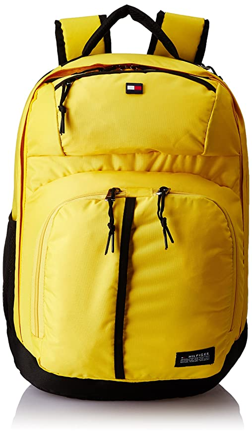 1a6e58ed53 Tommy Hilfiger Stapleton Plus Yellow Casual Backpack (8903496050134):  Amazon.in: Bags, Wallets & Luggage