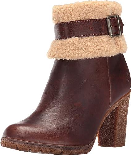 cobertura profundizar enchufe  Amazon.com: Timberland Glancy botas con pliegue hacia abajo de lana para  mujer.: TIMBERLAND: Shoes