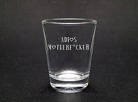 Adios Motherf*cker 1.75 oz Shot Glass