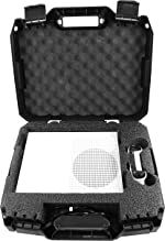 CASEMATIX Travel Case Compatible with Xbox One S - Hard Shell