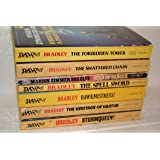Seven Darkover Titles by Marion Zimmer Bradley: Stormqueen, The Heritage of Hastur; Hawkmistress; The Spell Sword; Star of Danger; The Shattered Chain & The Forbidden Tower