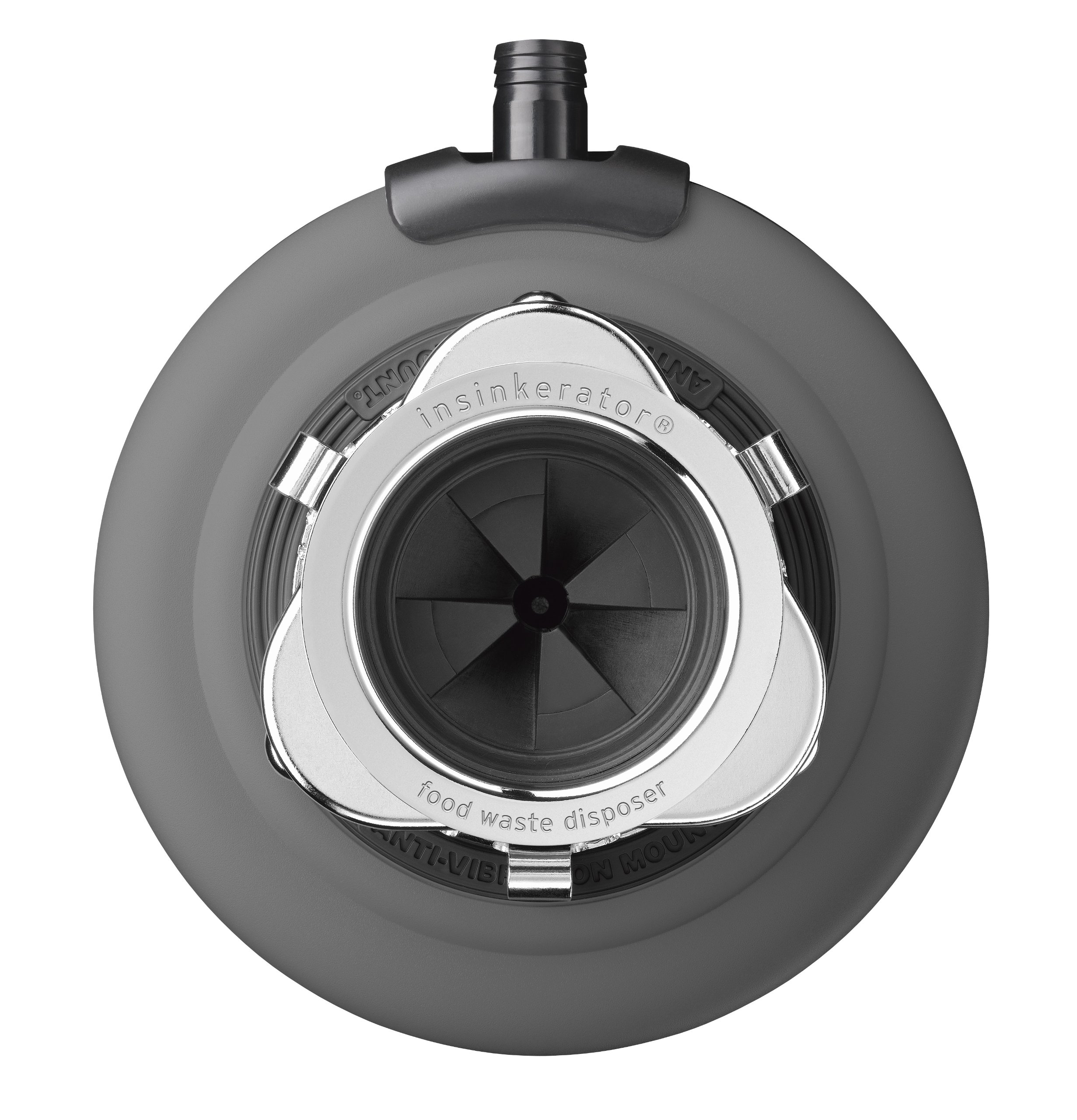 InSinkErator Garbage Disposal, Evolution Excel, 1.0 HP Continuous Feed by InSinkErator
