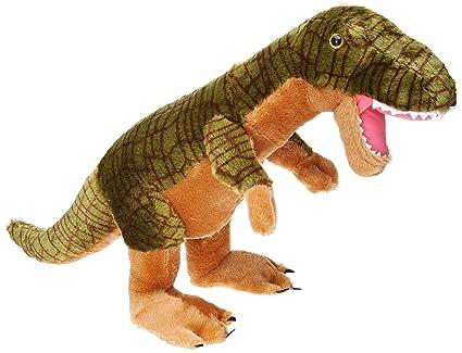 Amazon Com Fiesta Toys T Rex Tyrannosaurus Rex Dinosaur Plush
