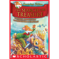 Geronimo Stilton and the Kingdom of Fantasy #6: The Search for Treasure (English Edition)