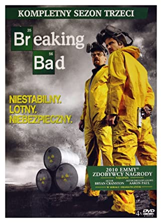 Breaking Bad BOX 4DVD Region 2 IMPORT No hay versión española: Amazon.es: Cine y Series TV