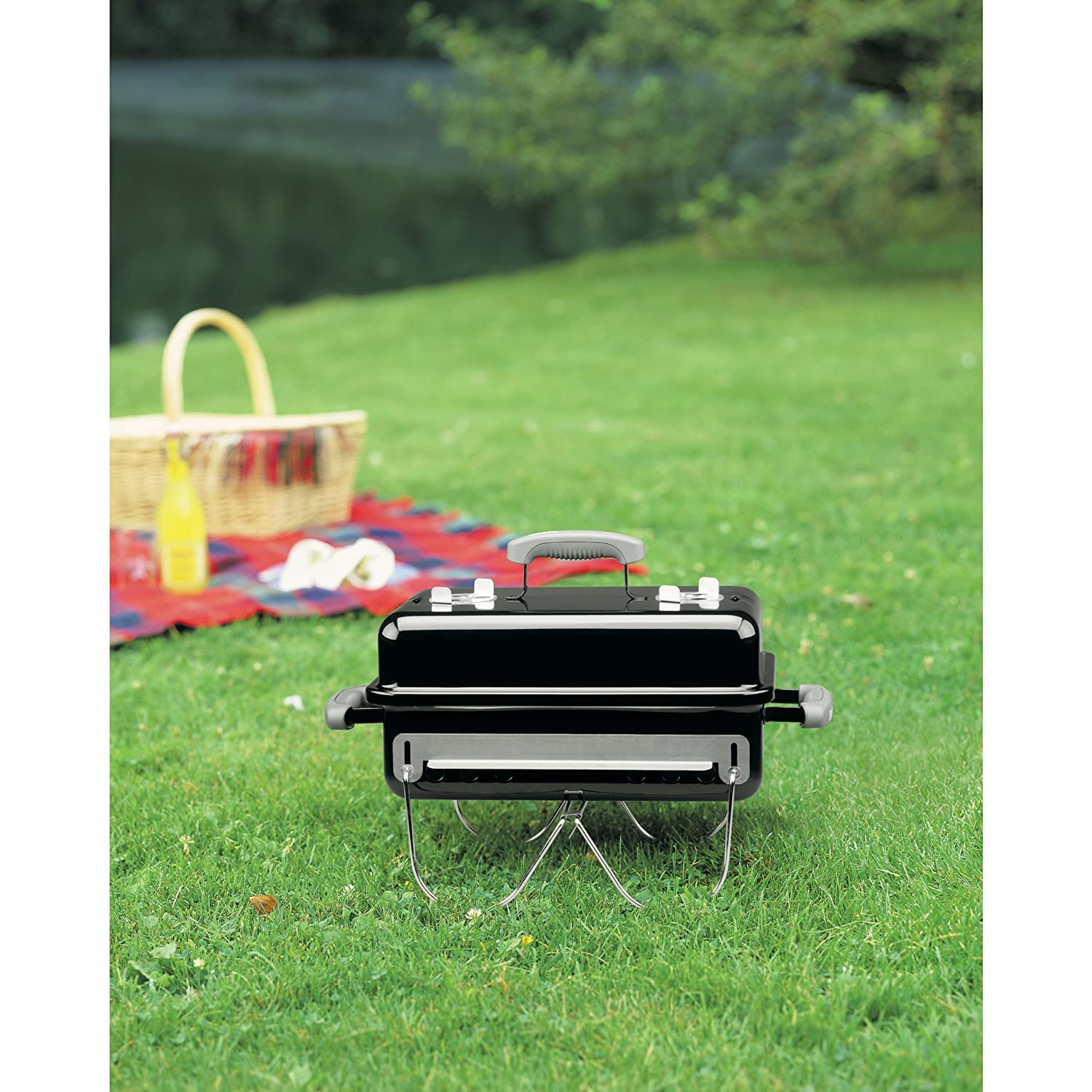Best Tabletop Charcoal Grill for Camping