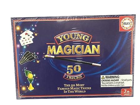 The Young Magician 50 Tricks Magic Set