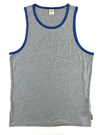 a3b61dea7 Amazon.com  Hollister Mens Tank Top  Clothing