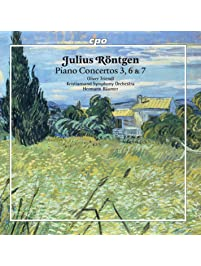 Piano Concertos 3 / 6 & 7