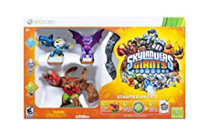 Skylanders Giants Starter Pack